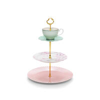 ECLECTIC Cake Stand - 3 Tier